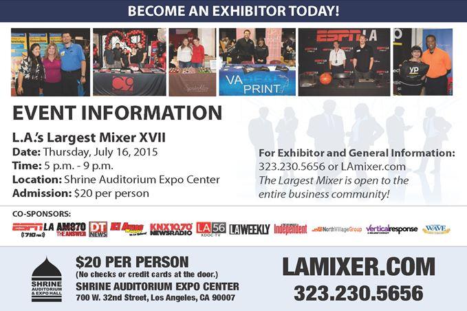 17th Annual Mixer v2 7-7-15