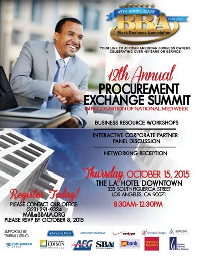 12th Annual Procurement Exchange Summit