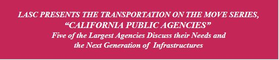 LASC Presents The Transportation On The Move Series 1