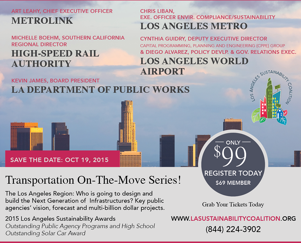 LASC Presents The Transportation On The Move Series 2