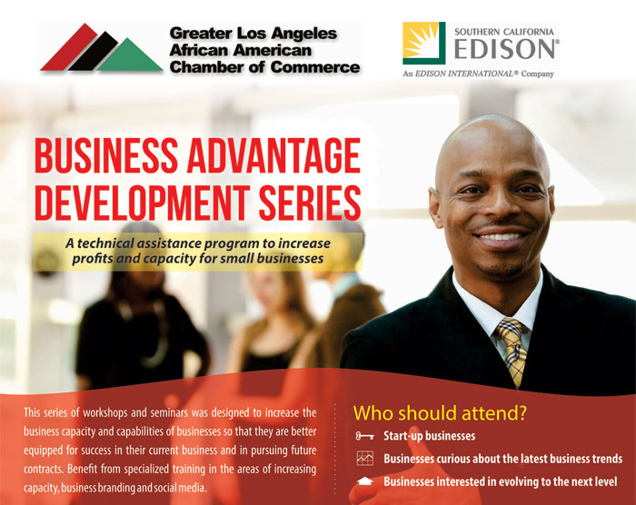 GLAAAC Business Advantage Development Series