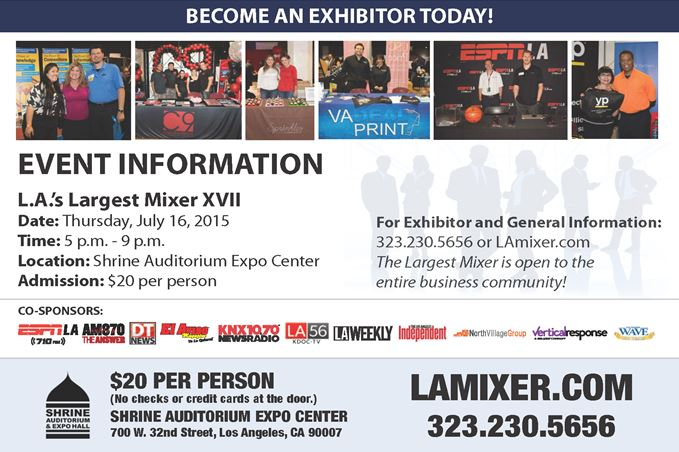 17th Annual Mixer v2 7-7-15